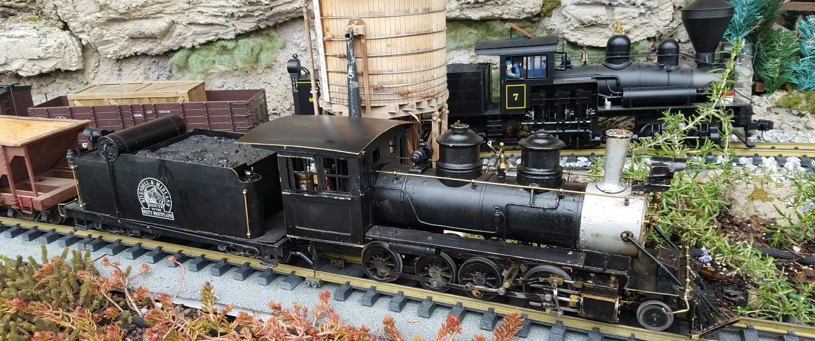 Piedmont Garden Railway Society Large Scale Modelers In The